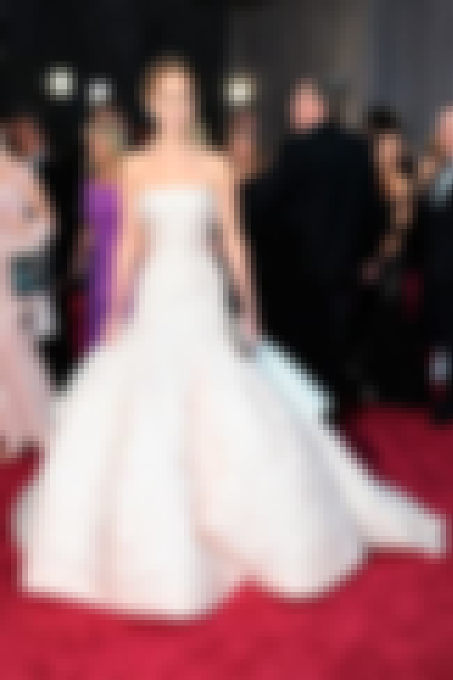 Jennifer Lawrence is listed (or ranked) 1 on the list The 20 Best Dressed Celebrities 2013