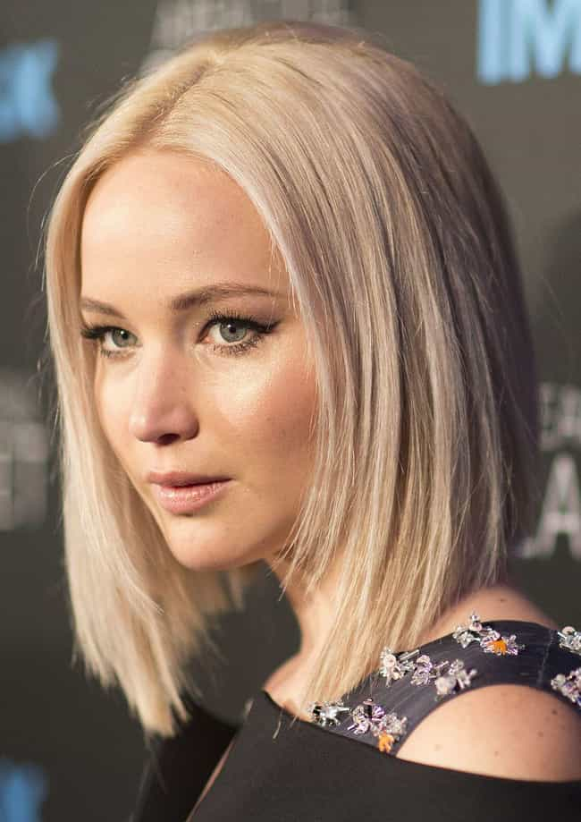 Jennifer Lawrence is listed (or ranked) 4 on the list The Grossest Cover Stories of Young Female Stars Written by Older Men