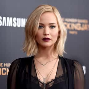 Jennifer Lawrence is listed (or ranked) 17 on the list The Most Influential Actors Of 2019