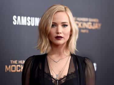 Jennifer Lawrence is listed (or ranked) 2 on the list Famous People Born in 1990
