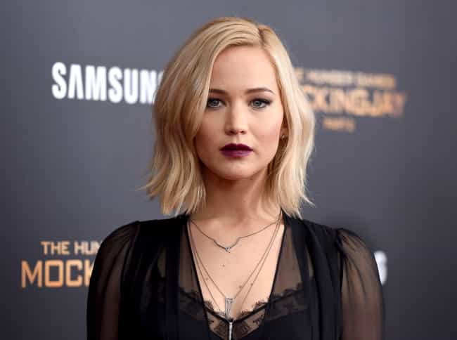 Jennifer Lawrence is listed (or ranked) 4 on the list 12 Awesome Women Who Almost Played Captain Marvel