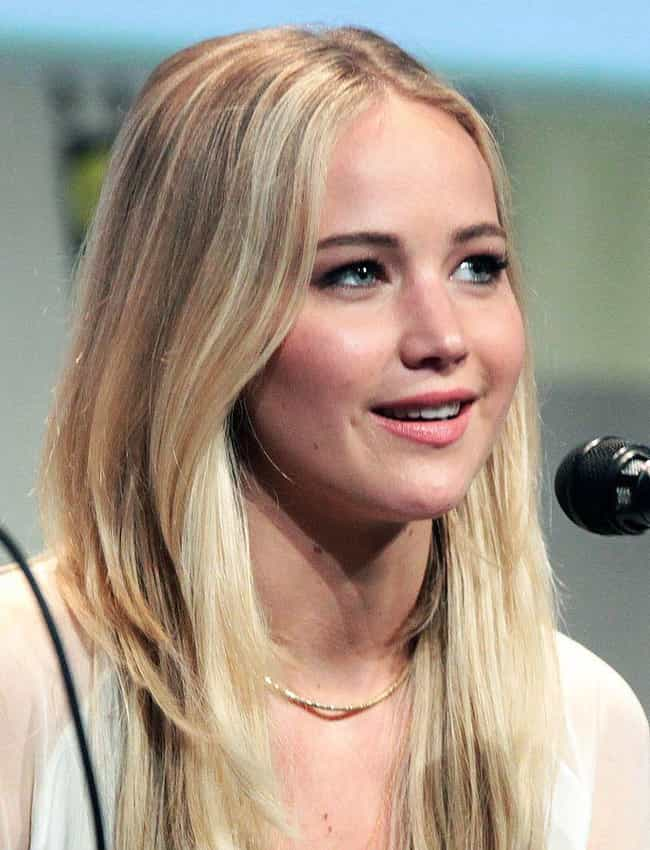 Jennifer Lawrence is listed (or ranked) 2 on the list Famous Actresses You'd Want to Go on a Road Trip With