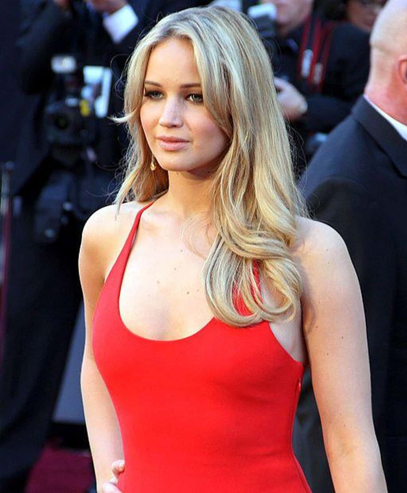 Jennifer Lawrence is listed (or ranked) 3 on the list Famous Leo Celebrities