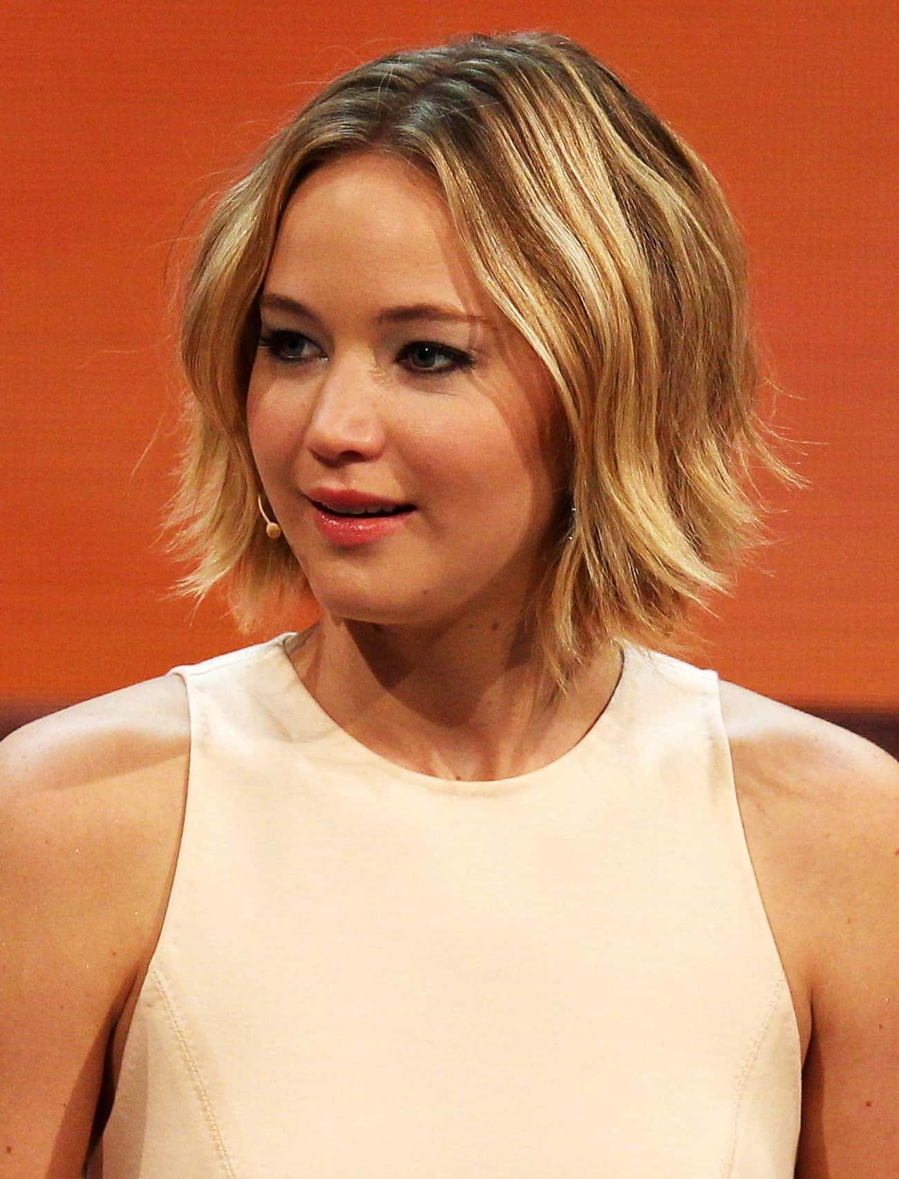 Jennifer Lawrence Hugged Sophi is listed (or ranked) 4 on the list 24 Celebs Who Love 'Game of Thrones' As Much As You Do