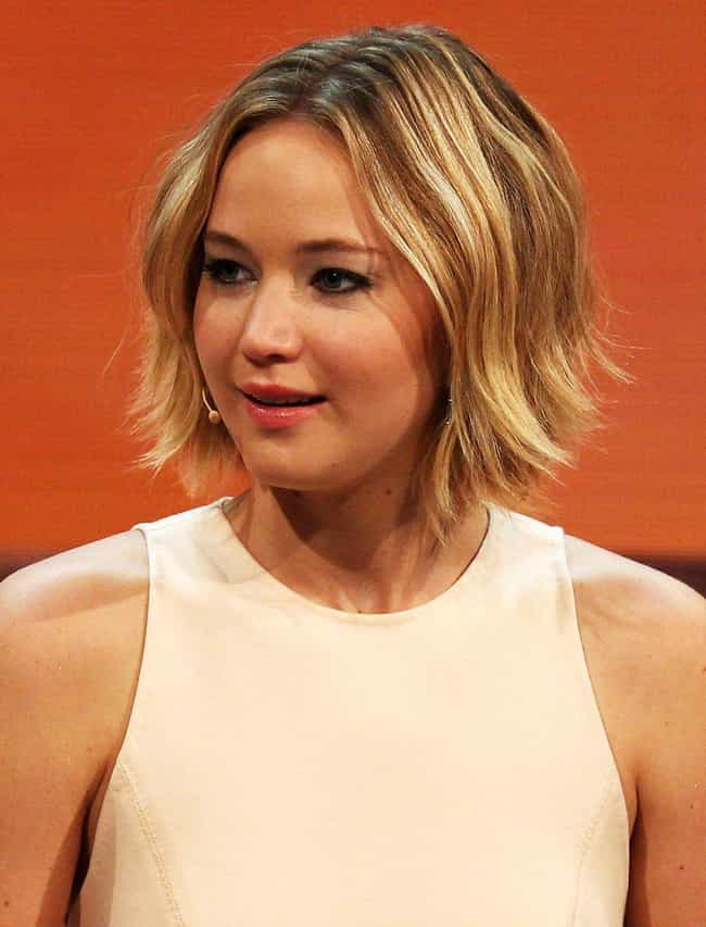 Jennifer Lawrence is listed (or ranked) 4 on the list 24 Celebs Who Love 'Game of Thrones' As Much As You Do