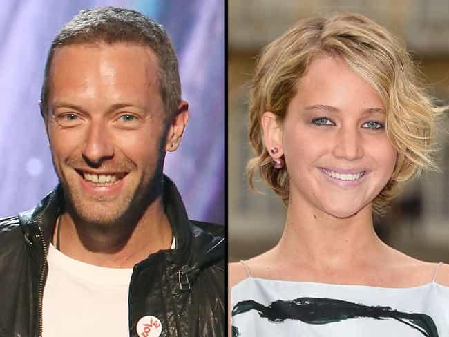 Jennifer Lawrence is listed (or ranked) 4 on the list Celebrity Breakups 2014