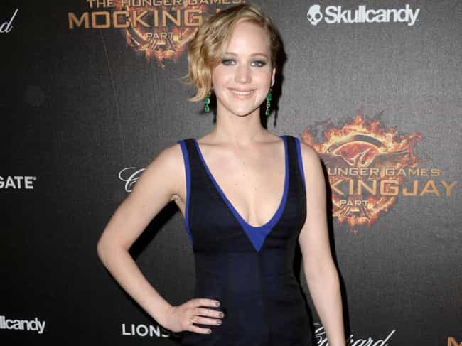 Jennifer Lawrence is listed (or ranked) 8 on the list The Most Influential People of 2014