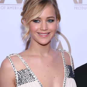 Jennifer Lawrence is listed (or ranked) 9 on the list Who Was America's Girlfriend in 2016?