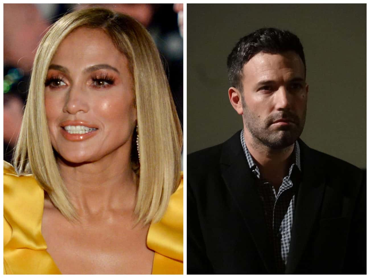 Jennifer Lopez And Ben Affleck is listed (or ranked) 2 on the list Celebrities Who Broke Up But Still Remained Close With Their Exes