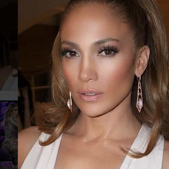 Jennifer Lopez is listed (or ranked) 3 on the list The Hottest Moms In Hollywood