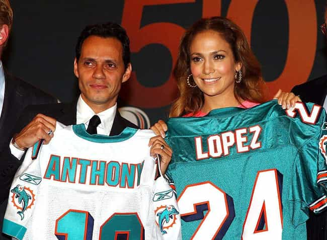 Jennifer Lopez is listed (or ranked) 1 on the list 17 Celebrities Who Own Pro Sports Teams
