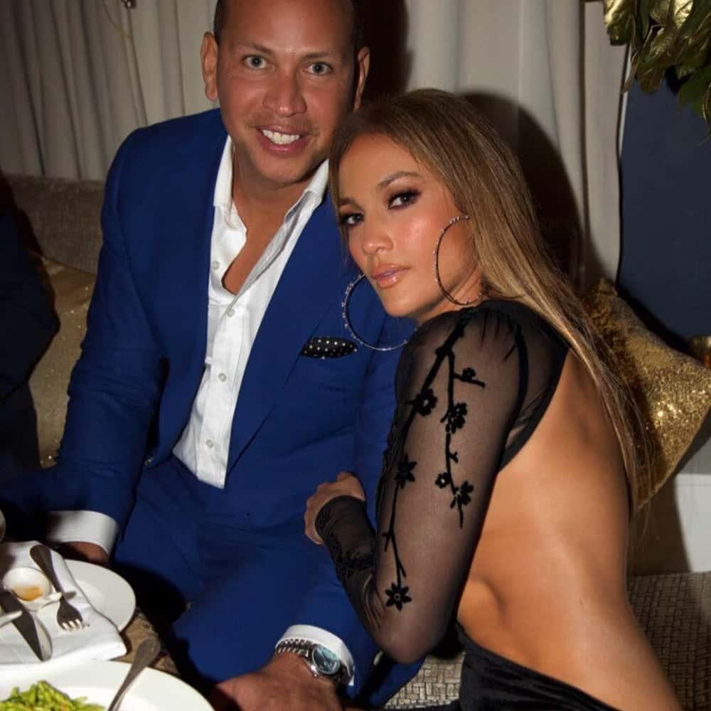 Jennifer Lopez is listed (or ranked) 1 on the list Alex Rodriguez's Loves & Hookups