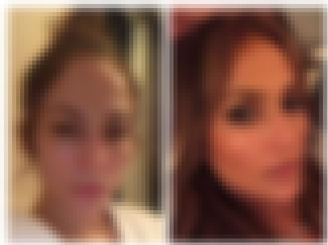 Jennifer Lopez is listed (or ranked) 2 on the list 24 Photos Of Celebrities With And Without Their Makeup