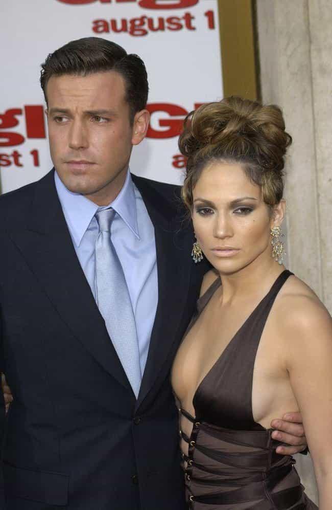 Jennifer Lopez is listed (or ranked) 4 on the list Ben Affleck's Loves & Hookups