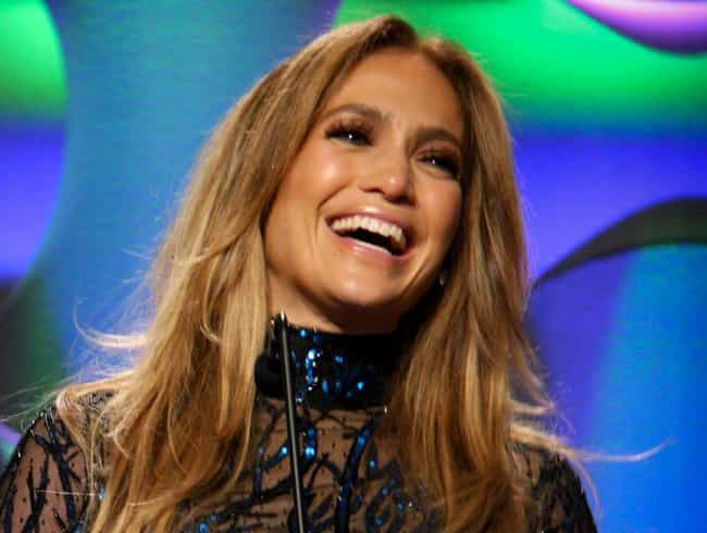 Jennifer Lopez is listed (or ranked) 3 on the list 11 Celebrities Who Make Potential Lovers Sign an NDA