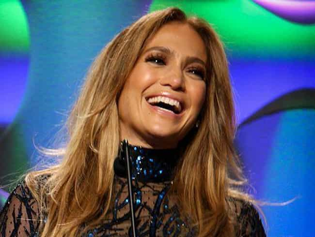 Jennifer Lopez is listed (or ranked) 2 on the list Famous Leo Celebrities