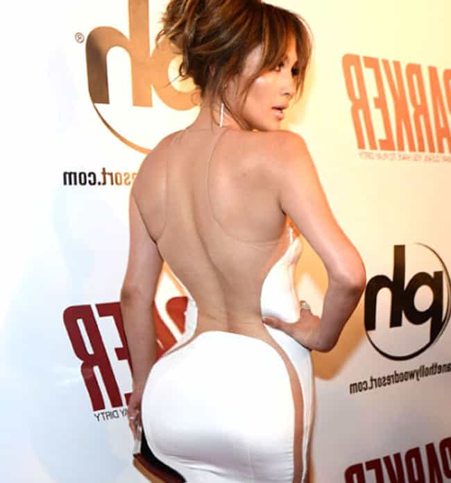 Jennifer Lopez is listed (or ranked) 4 on the list Which of These Celebs Has the Best Butt?