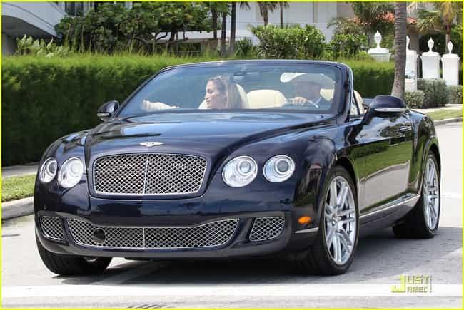 Famous People With Bentleys List Of Celebrities Who Own Bentleys - Show me a bentley car
