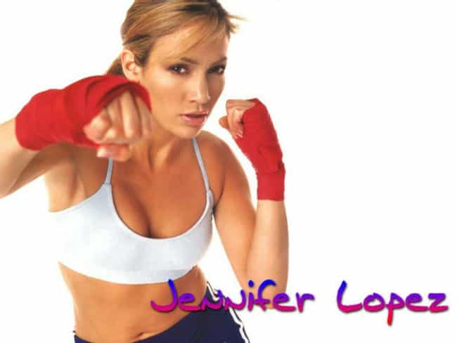 Jennifer Lopez is listed (or ranked) 3 on the list 26 Celebrities Who Zumba