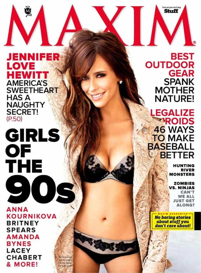 The Best Maxim Covers