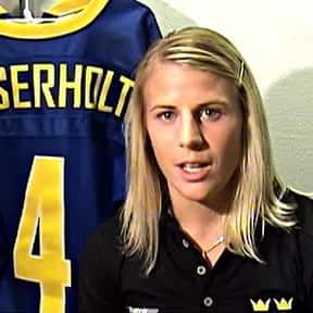 Jenni Asserholt is listed (or ranked) 24 on the list Famous Female Athletes from Sweden