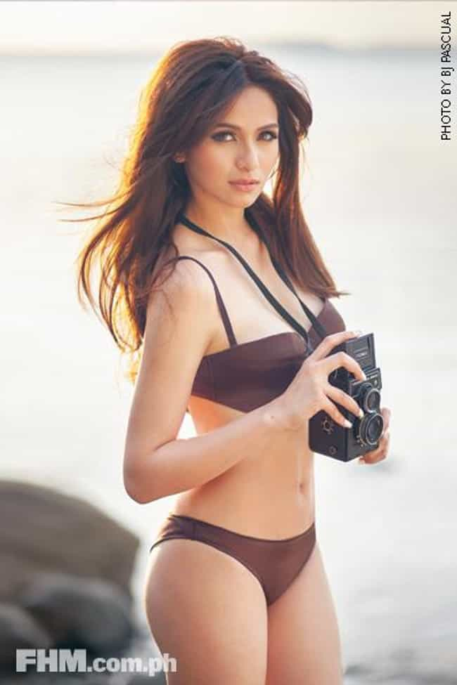 Jennylyn Mercado is listed (or ranked) 1 on the list The Most Stunning Filipina Actresses