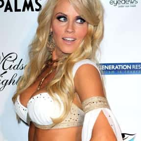 Jenny McCarthy is listed (or ranked) 10 on the list The Hottest Women Over 40 in 2013