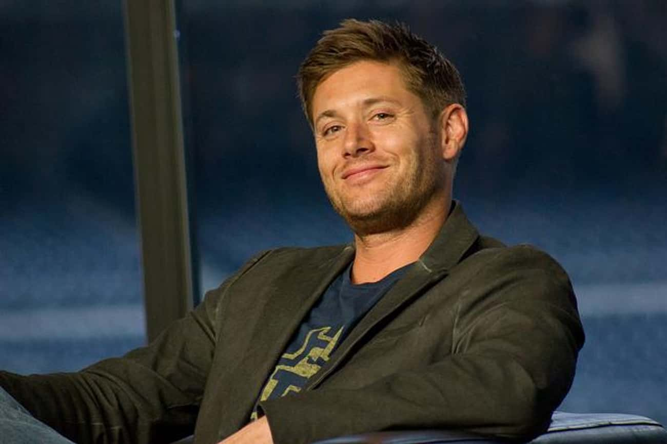 Jensen Ackles is listed (or ranked) 4 on the list The Greatest Celebrity Hair (Men)