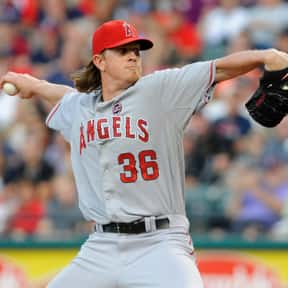 Jered Weaver is listed (or ranked) 12 on the list The Best Los Angeles Angels of Anaheim of All Time