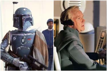Jeremy Bulloch - Boba Fett And Captain Colton