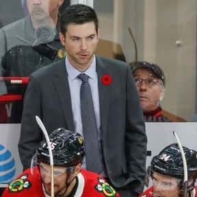 Jeremy Colliton is listed (or ranked) 10 on the list The Best Chicago Blackhawks Coaches of All Time