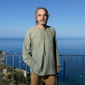Jeremy Irons is listed (or ranked) 19 on the list Celebrity Men Over 60 You Wouldn't Mind Your Mom Dating