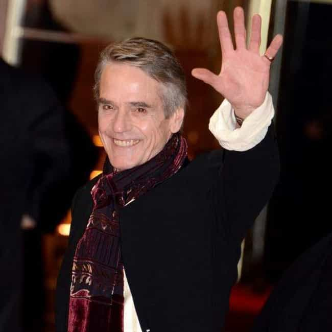 Jeremy Irons is listed (or ranked) 5 on the list All Triple Crown Of Acting Winners, Ranked