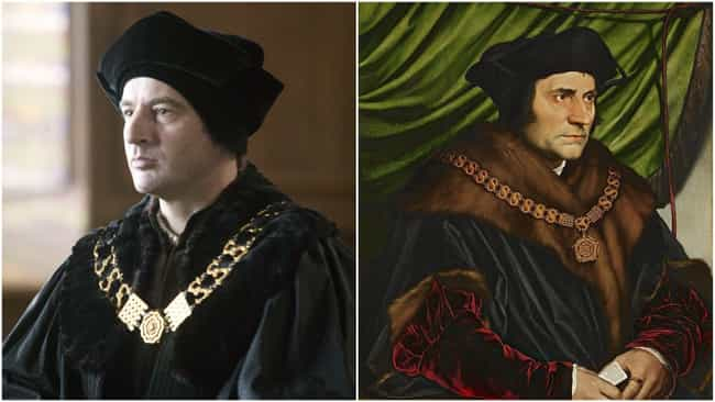 Jeremy Northam is listed (or ranked) 1 on the list Cast Of 'The Tudors' Vs. The Real People