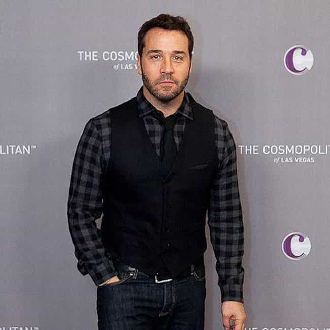 Jeremy Piven is listed (or ranked) 4 on the list Huge Stars You Didn't Know Were on British TV Shows