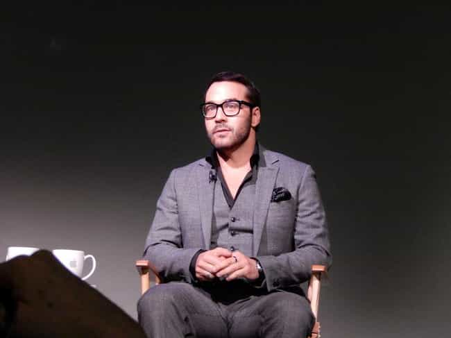Jeremy Piven is listed (or ranked) 3 on the list 31 Celebrities Who Were in Pi Kappa Alpha
