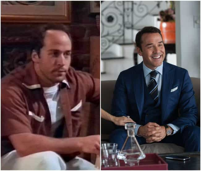 Jeremy Piven is listed (or ranked) 1 on the list Actors Who Somehow Looked Older in the 90s Than They Do Now