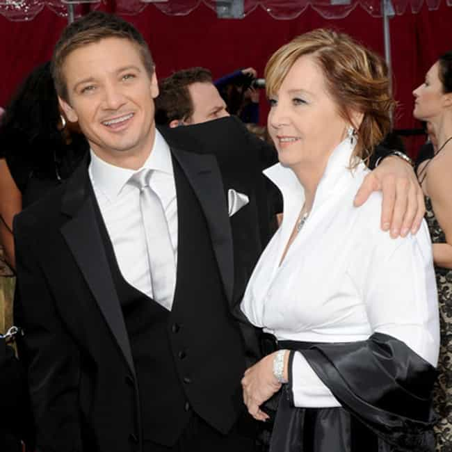 Jeremy Renner is listed (or ranked) 2 on the list 32 Actors Who Have Taken Family Members to Award Shows