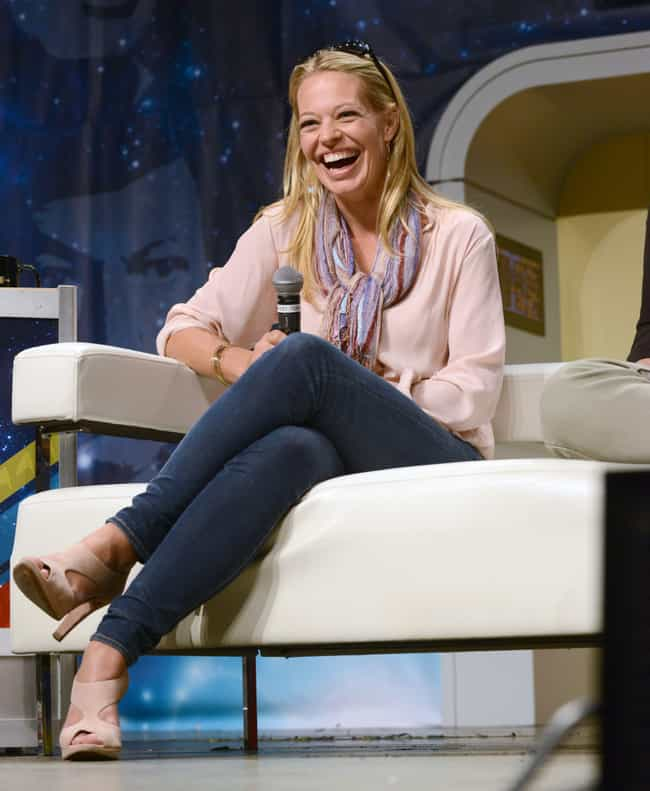 Jeri Ryan is listed (or ranked) 3 on the list Body of Proof Cast List