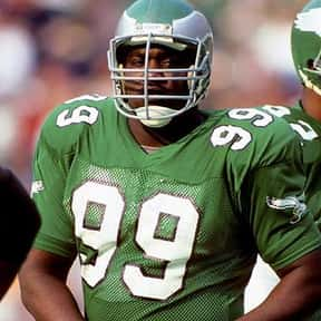 Jerome Brown is listed (or ranked) 18 on the list The Greatest Defensive Tackles of All Time