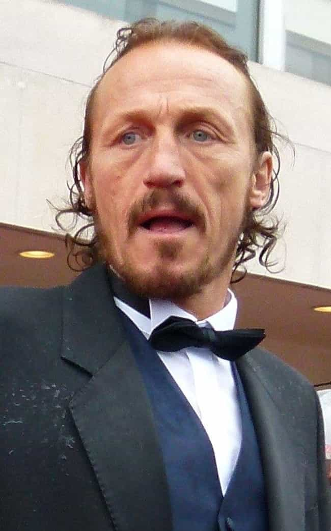 Jerome Flynn is listed (or ranked) 4 on the list Lena Headey Loves and Hookups