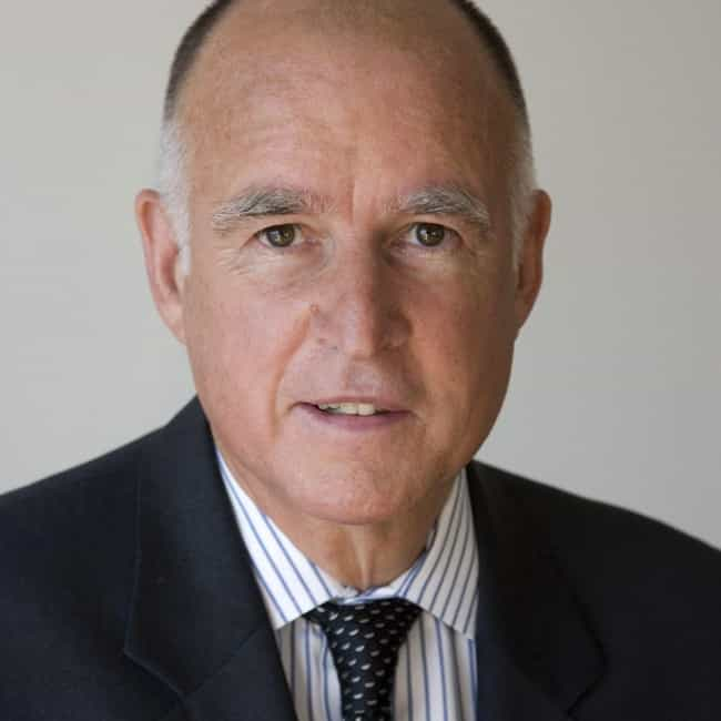 Jerry Brown is listed (or ranked) 4 on the list Men Who Candice Bergen Has Dated