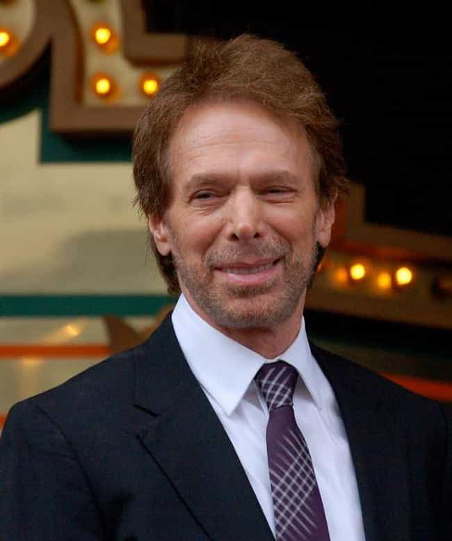 Jerry Bruckheimer is listed (or ranked) 1 on the list 16 Celebrities Who Were In Zeta Beta Tau