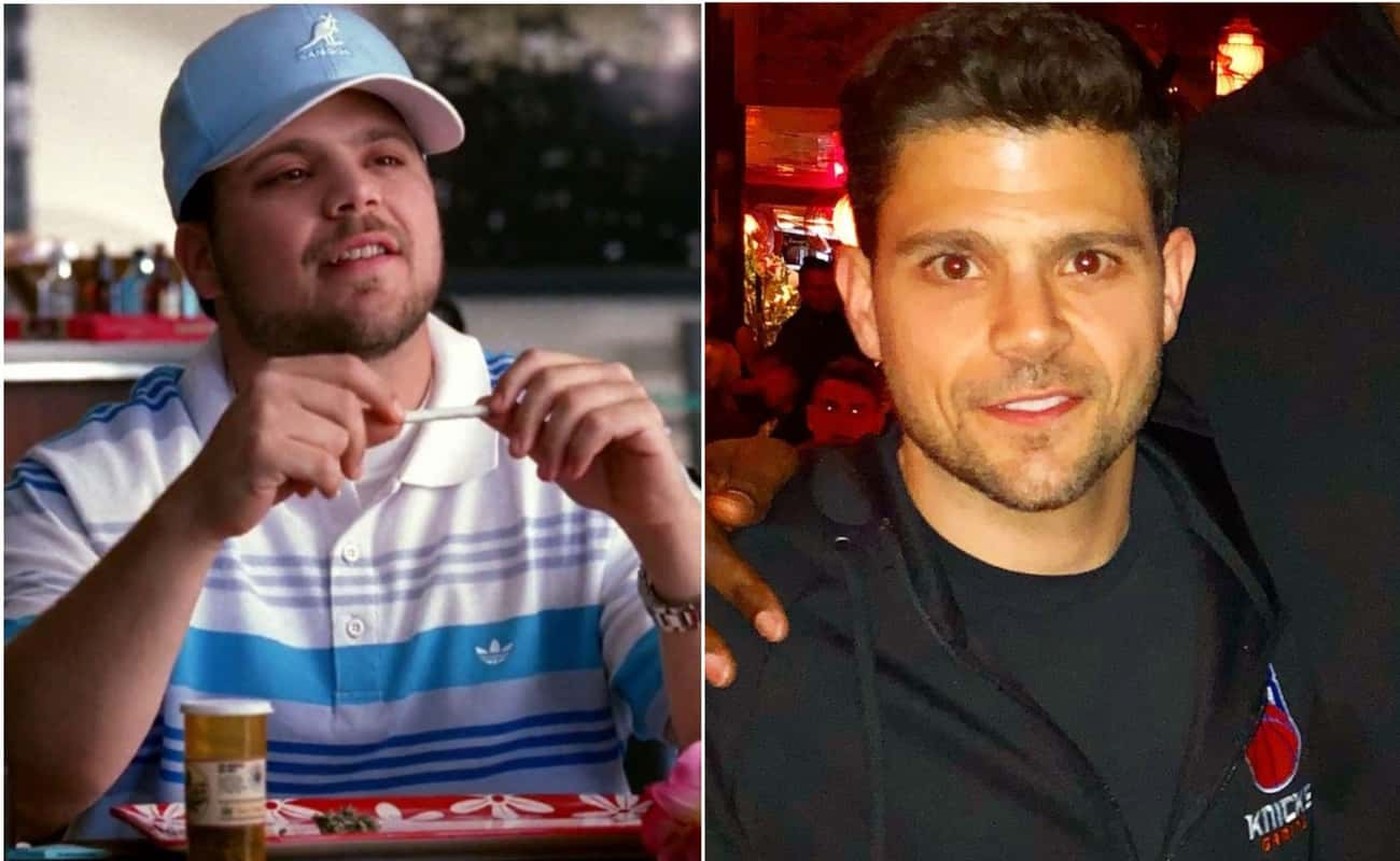 Jerry Ferrara Lost A Lot Of We is listed (or ranked) 4 on the list Entourage Cast: Where Are They Now?
