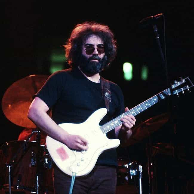 Jerry Garcia is listed (or ranked) 3 on the list 54 Famous Amputees