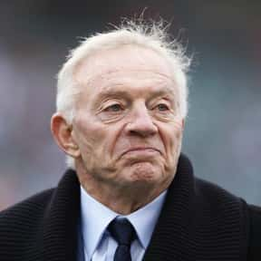 Jerry Jones is listed (or ranked) 20 on the list The Best Current NFL Team Owners