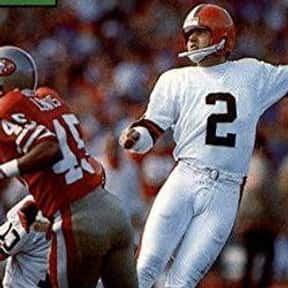 Jerry Kauric is listed (or ranked) 7 on the list The Best Cleveland Browns Kickers Of All Time