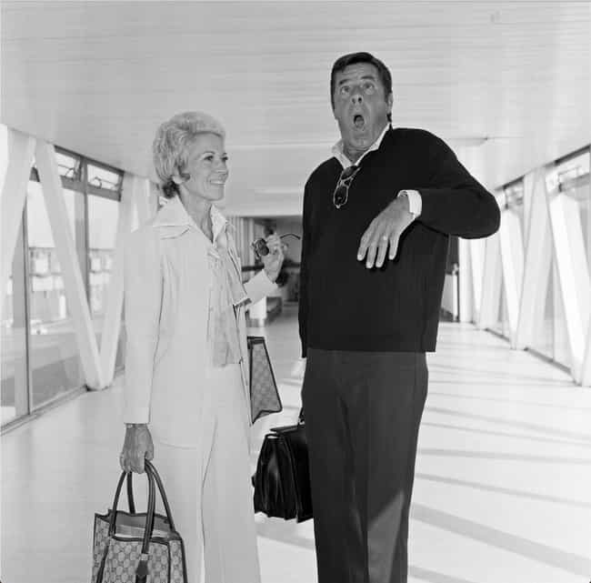 Jerry Lewis is listed (or ranked) 4 on the list 20 Famous Long-Term Couples That Split