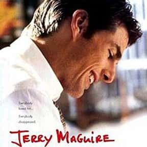 Jerry Maguire is listed (or ranked) 12 on the list The Best Movies of 1996