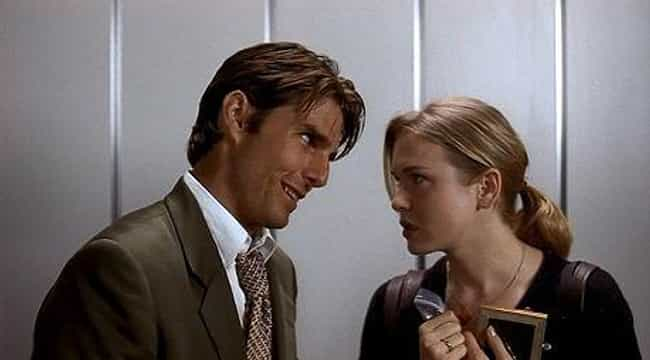 Jerry Maguire is listed (or ranked) 1 on the list The Objectively Worst Decisions In Rom-Com History